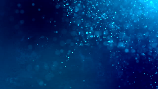 Particle seamless background video