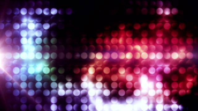 Party background loop video