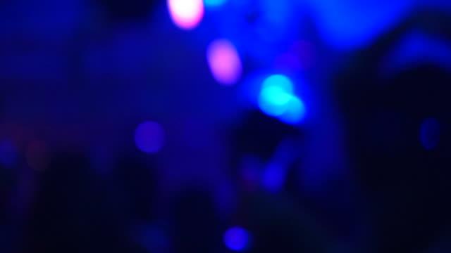 HD Party Blur (720/24P) video