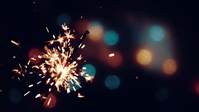 Party Feeling with Sparklers video