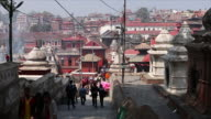 pashupatinath temple video