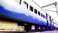 Passenger Train video