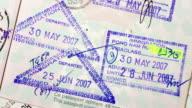 Passport International Travel video