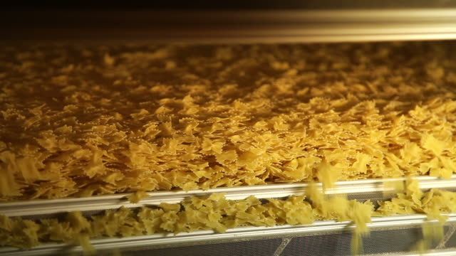 Pasta factory video