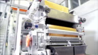 Pasta manufacturing video