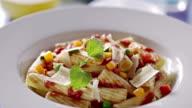 Pasta Tricolore video