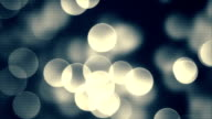 pastel bokeh lights loopable background video