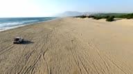 Patara Beach Safari video