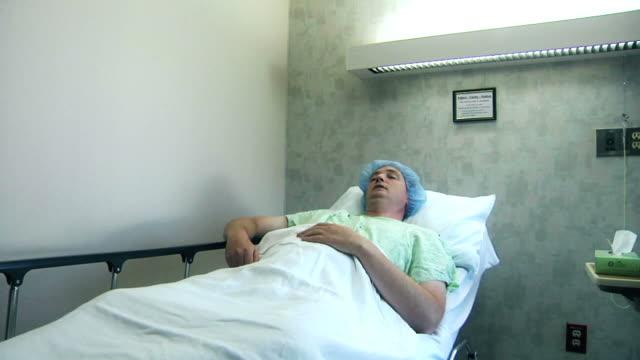 Patient In Hospital video