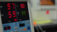 Patient monitor video