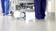 Patient Transportation in Hospital video