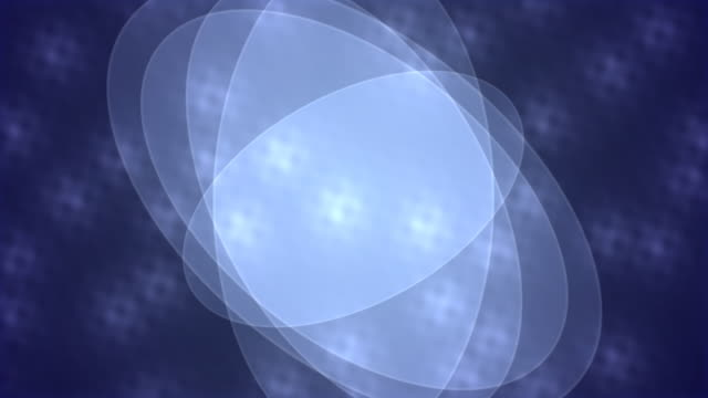 Patterned ellipse video