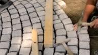 Paving stone video