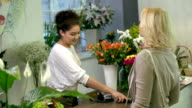 Paying for a Wonderful Bouquet video