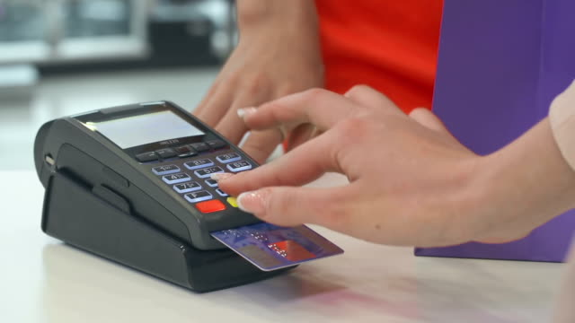 Payment by Bank Card video