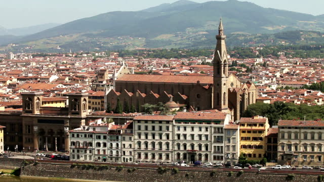 Pazzi Chapel. Florence, Italy video