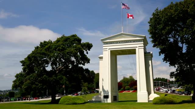 Peace Arch Park video