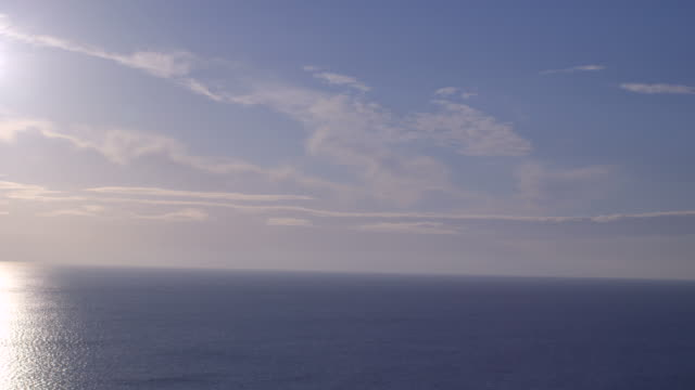 Peaceful ocean scene video