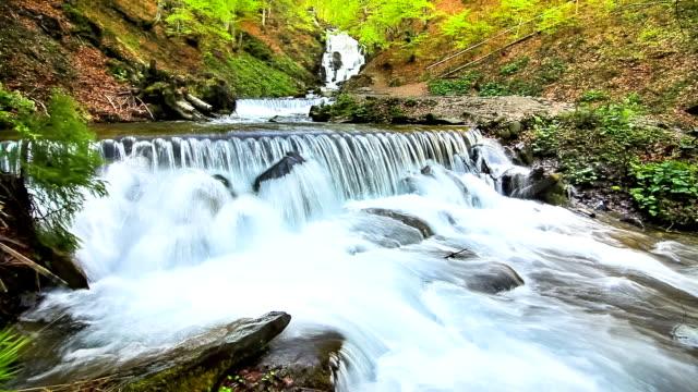 Peaceful Waterfall video