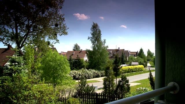Peacefull Suburban Area video