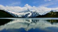 FIRST peak and lake of the Interlaken in Switzerland 01 video