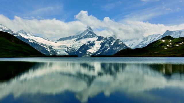 FIRST peak and lake of the Interlaken in Switzerland video