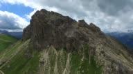 Peaks of Alps video