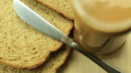 Peanut butter and Bread video