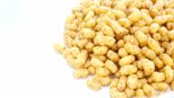 Peanut puffs video