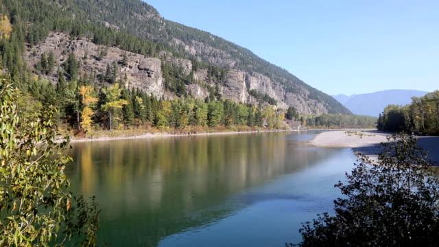 Peasceful Mountain River video