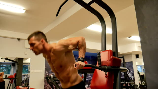 Pectoral muscles video