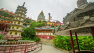 Penang  Kek Lok Si Malaysia buddha Temple Timelapse 4K Video video