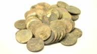 Pennies Found In Metal Detecting video