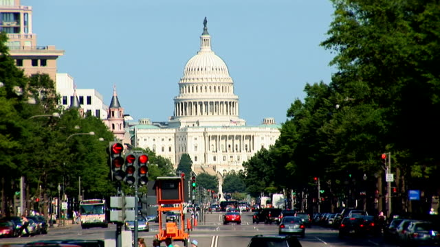 Pennsylvania Avenue - traffic video