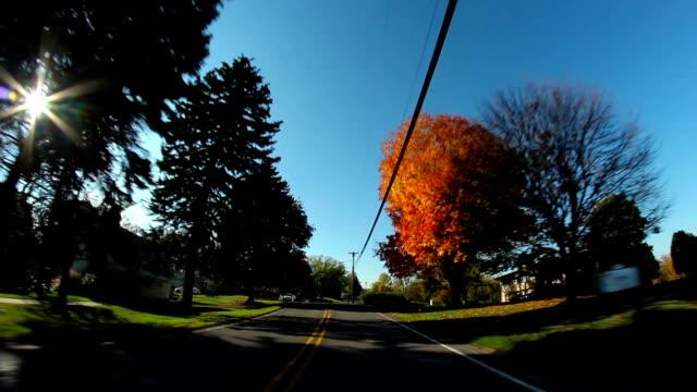 Pennsylvania Countryside Driving POV video