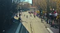 People Crowds video