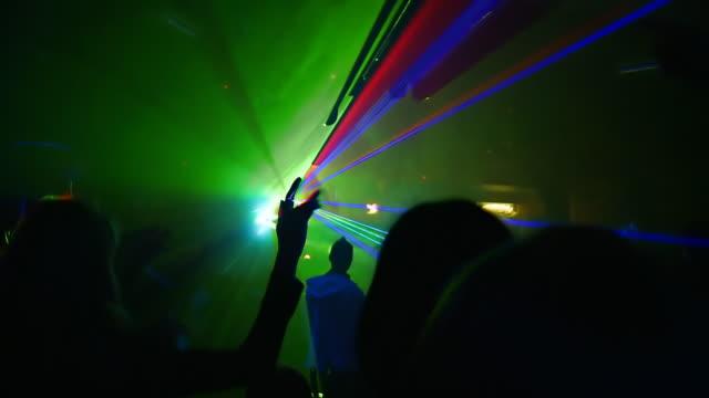 HD: People Dancing In Club video