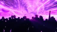 People Dancing in Night Club video