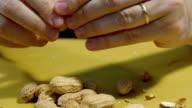 people eating nuts video