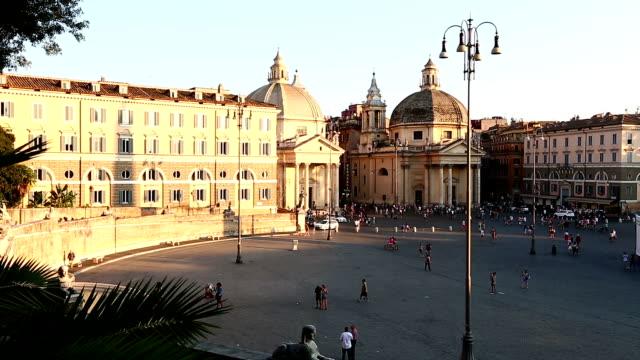 Piazza del Popolo video