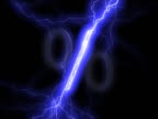 PAL: Percent sign in lightning video