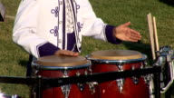 Percussionist video
