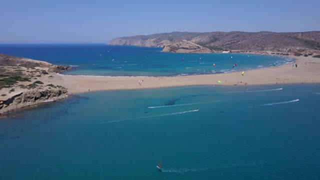Perfect Kite And Windsurfing Destination video