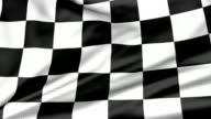 perfect loop: checkered flag video