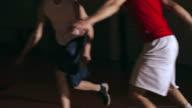 Performing Tricks During Basketball Game video