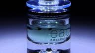 Perfume Bottle Rotating Camera HD video
