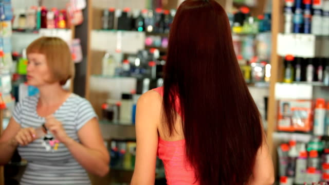 Perfume Shopping video