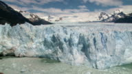 Perito Moreno glacier video