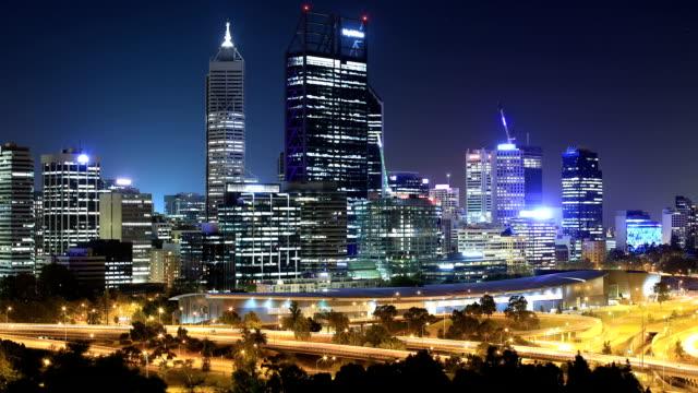 Perth, WA, Australia: Slow Pan video