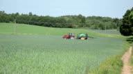 pesticides fertilizing video